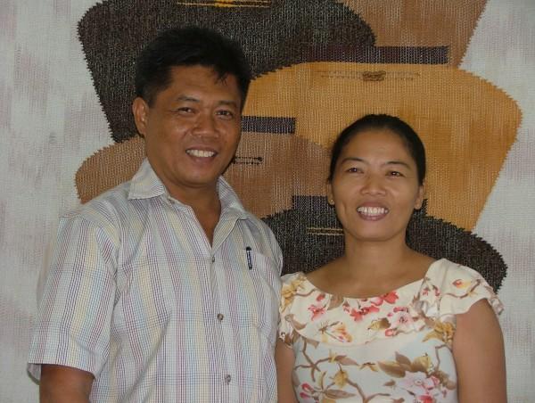 Jose & Julie Timkang